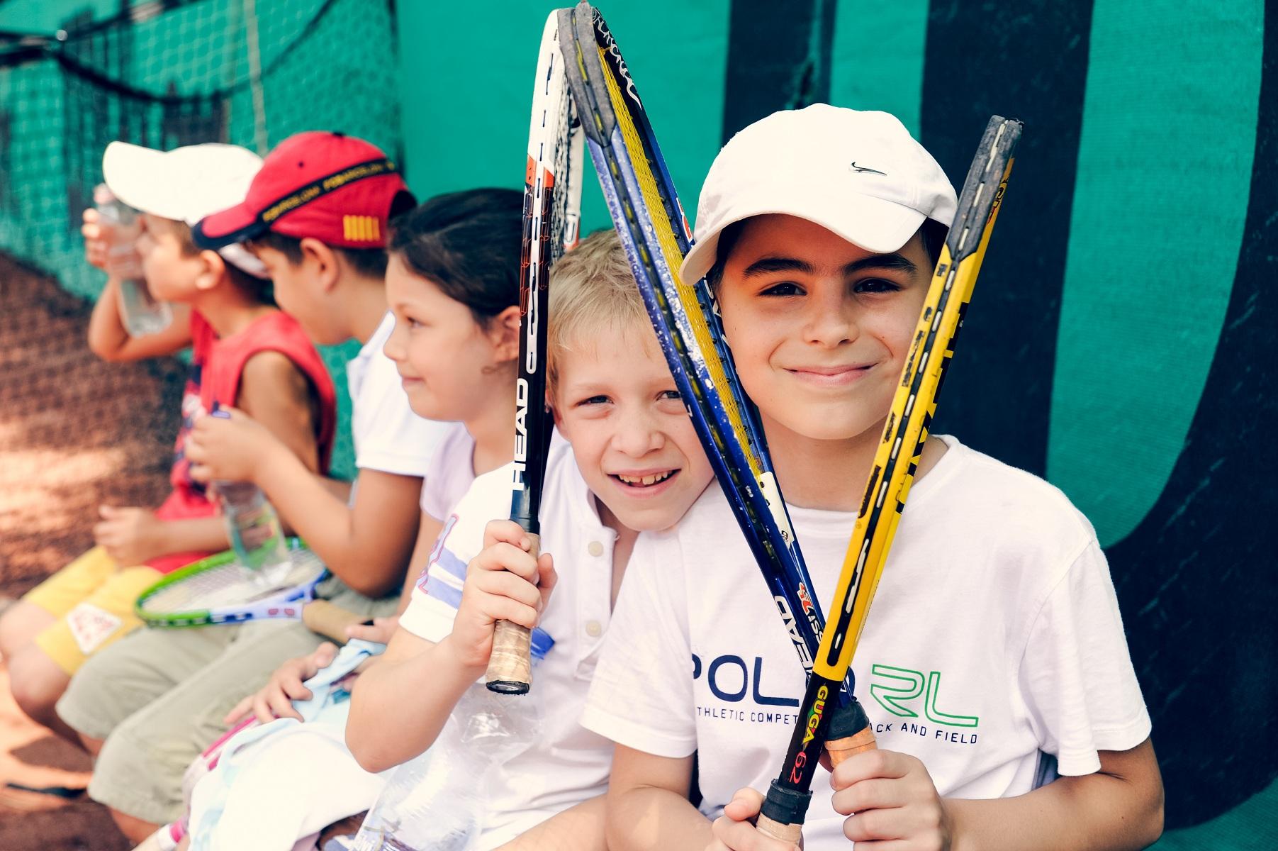 Gyerek tenisz