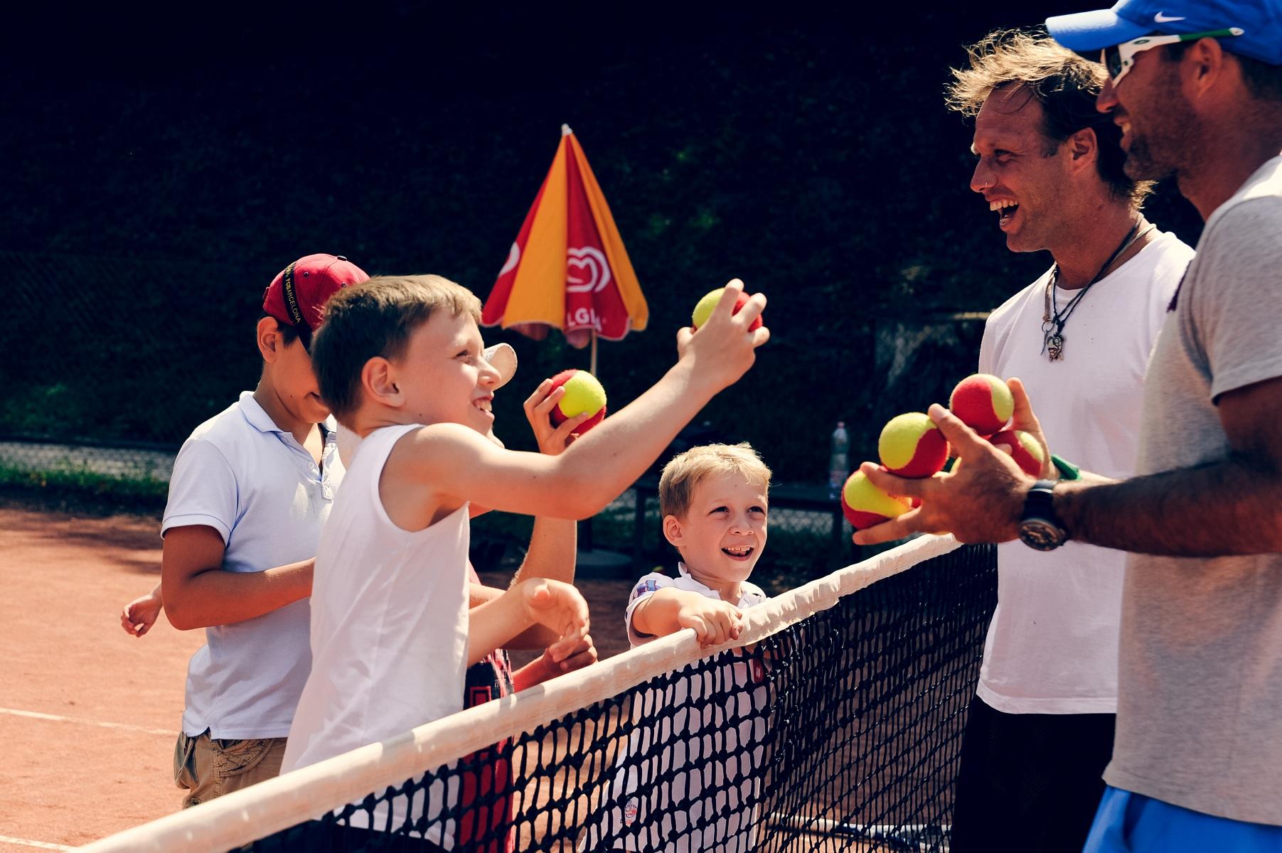 Tenisz nyári tábor