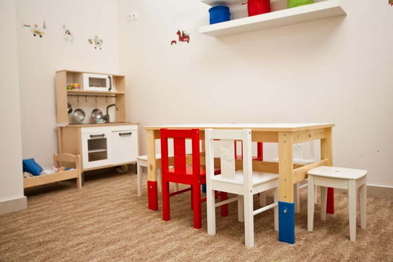 children's corner Folyondár